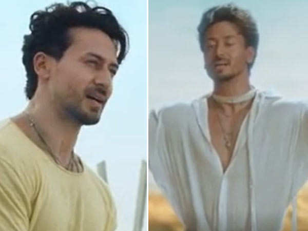 Tiger Shroff's version of Vande Mataram releases ahead of Independence Day