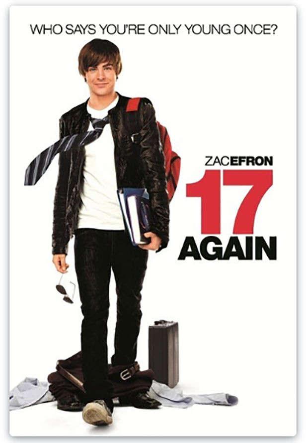 Time Travel Movie 17 Again