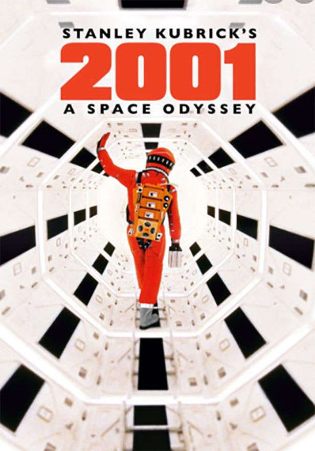 Time Travel Movie A Space Odyssey