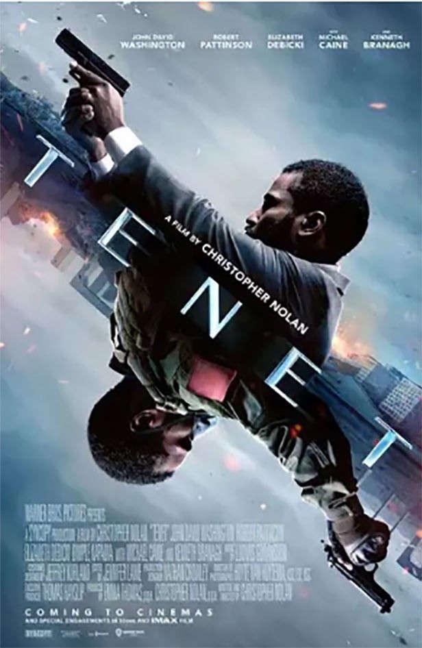 Time Travel Movie Tenet