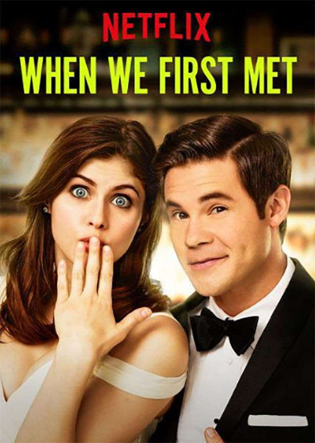 Time Travel Movie When We First Met