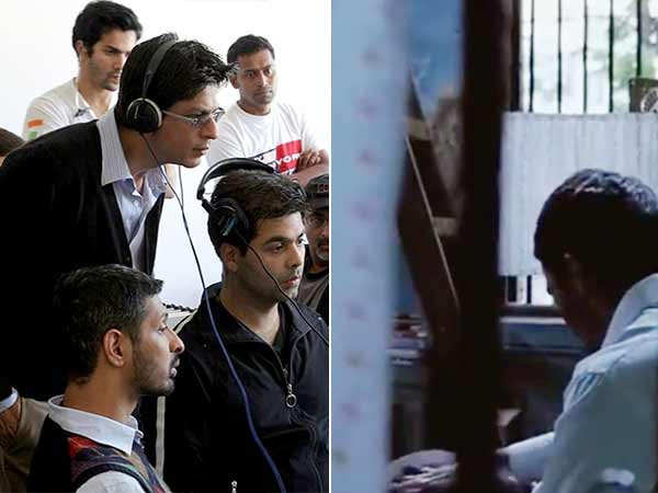 Video: Varun Dhawan played Jimmy Sheirgill l's body double in My Name Is Khan