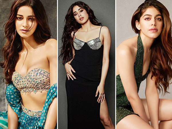 Take A Look At The Youngest Bollywood Actresses