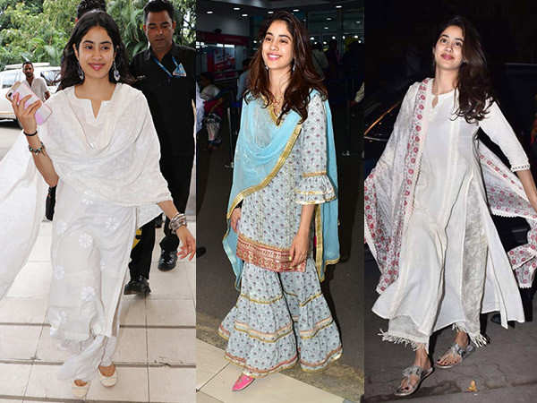 10 Ethnic Looks of Janhvi Kapoor that wowed us big time