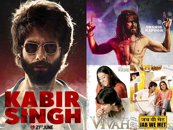 10 Shahid Kapoor Movies That Made Us Fall Head Over Heels In Love with Him
