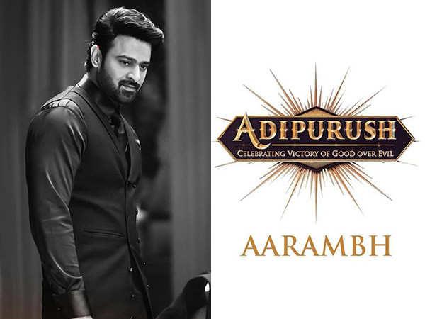 Prabhas and Saif Ali Khan starrer Adipurush starts shooting from today