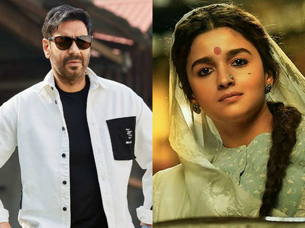 Big news: Ajay Devgn joins the team of Alia Bhatt starrer Gangubai Kathiawadi