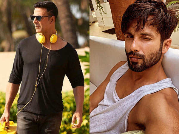 Akshay Kumar to lock horns with Shahid Kapoor at the box-office