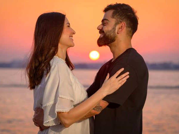Virat Kohli talks about how Anushka Sharma helps her stay positive during his game