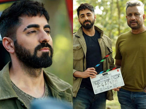 Ayushmann Khurrana and Anubhav Sinha team up once again for Anek