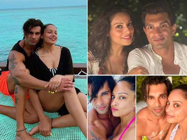 Bipasha Basu enjoying her Maldives vacation with hubby