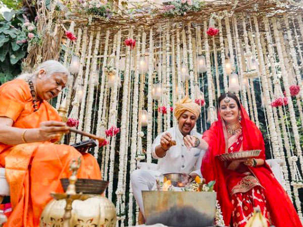 Dia Mirza writes about the unconventional practices she followed on her wedding