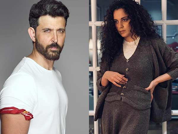 Hrithik Roshan summoned to be appear at Mumbai Crime Branch to record his statement against Kangana