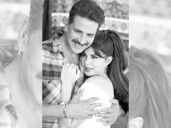 Jacqueline Fernandez starts shooting for Bachchan Pandey, shares a lovely click with Akshay Kumar