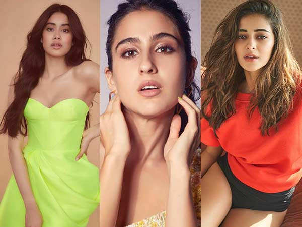 Here's what Janhvi Kapoor thinks about her competition with her peers - Sara and Ananya