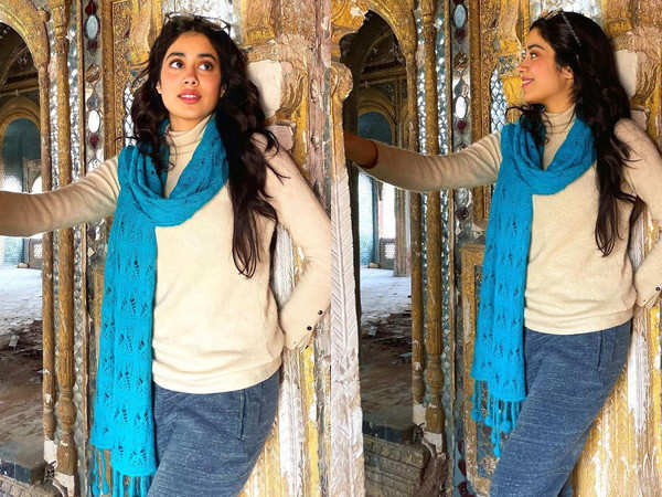 Janhvi Kapoor says she finds travelling in India the most exciting