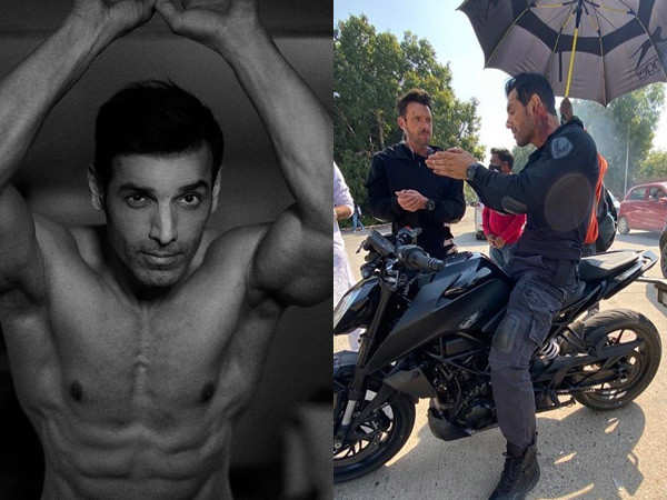 John Abraham reveals he is set to do action sequences on a super bike again