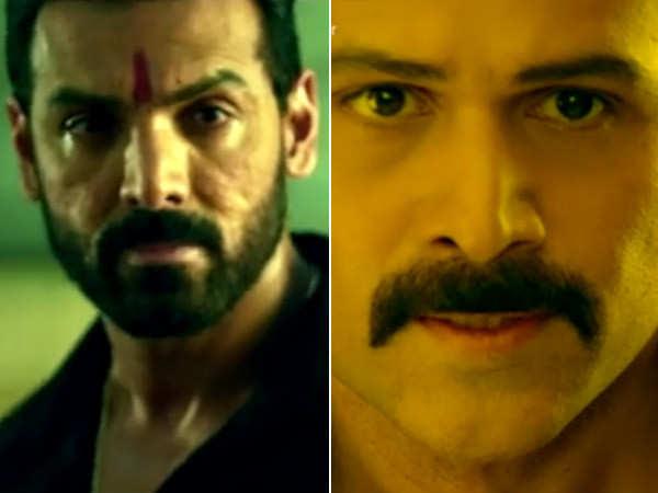 John Abraham and Emraan Hashmi Get Us Excited In The Teaser Of Mumbai Saga