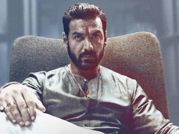 John Abraham talks about action sequences at Mumbai Saga trailer launch