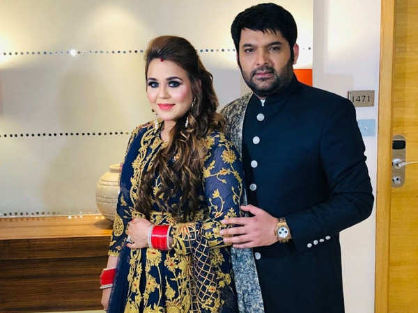 Kapil Sharma Blessed With A Baby Boy This Morning