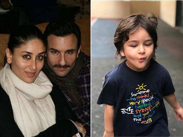 Kareena Kapoor Khan's special Valentine Day post for Saif Ali Khan and Taimur is al heart