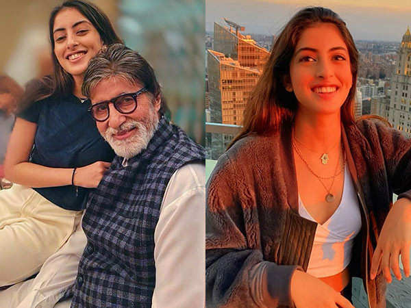 Amitabh Bachchan's granddaughter Navya Naveli Nanda not to join films