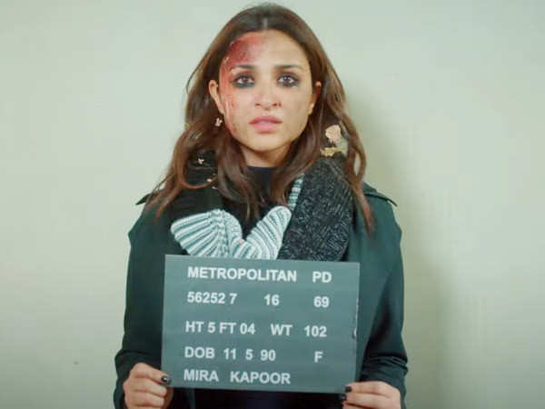 Parineeti Chopra goes fierce and sinister in the trailer of The Girl on the Train