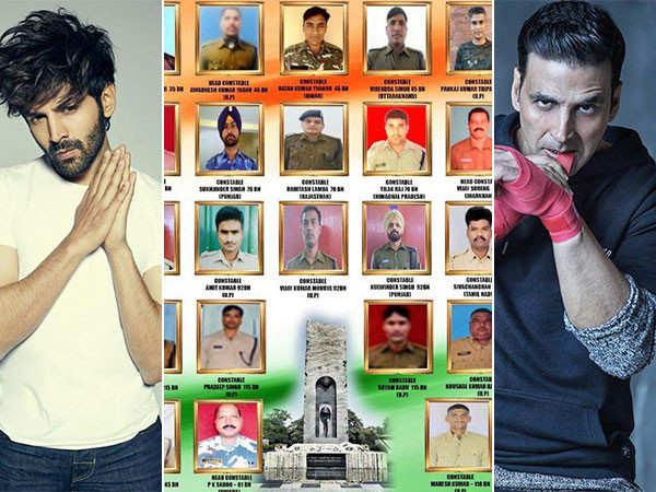 Akshay Kumar, Kartik Aaryan and many Bollywood stars remember the martyrs of Pulwama Attack