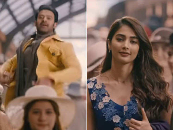 The teaser to Radhe Shyam is all things about Prabhas' immense love for Pooja Hegde