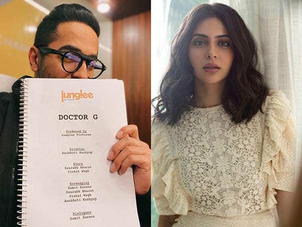 Rakul Preet Singh opposite Ayushmann Khurrana in Junglee Pictures Doctor G