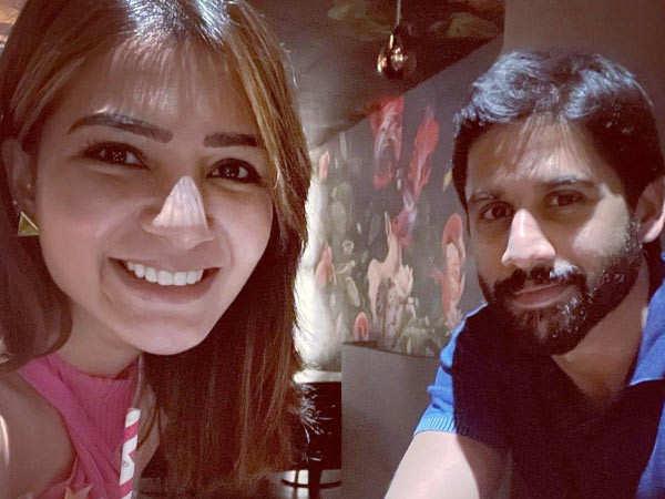 Samantha Akkineni posts the sweetest Valentine message for her husband Naga Chaitanya