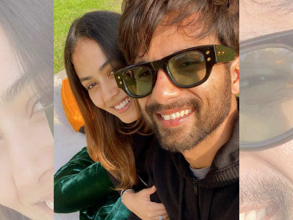 Mira Rajput suggests a better caption for Shahid Kapoor's sexy selfie on Instagram