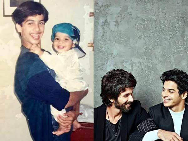 Ishaan Khatter Has A Sweet And Filmy Birthday Wish For Brother Shahid Kapoor