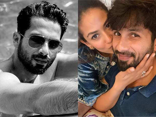 Mira Kapoor's posts for Shahid Kapoor on his birthday are simply awesome