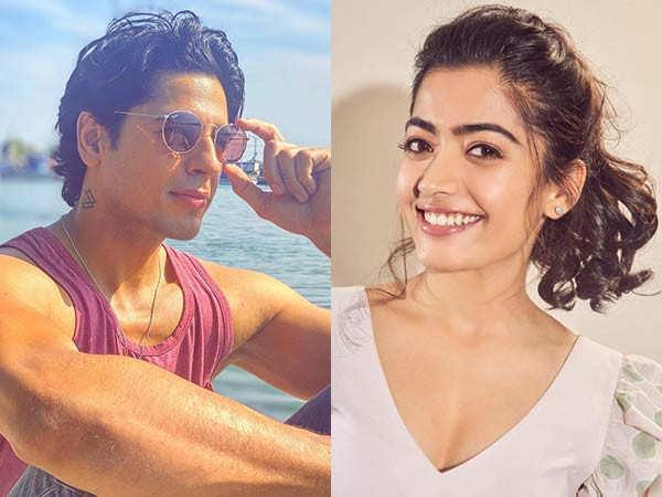 Sidharth Malhotra and Rashmika Mandanna to shoot for Mission Majnu in Lucknow