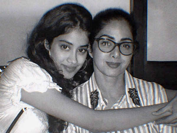 Sridevi was worried Janhvi Kapoor would be compared to her