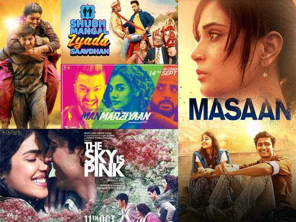 5 Bollywood Rom-Coms That Had Realistic Narratives