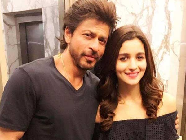 Alia Bhatt Shah Rukh Khan