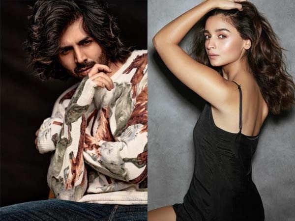 Kartik Aaryan and Alia Bhatt offered a film together?