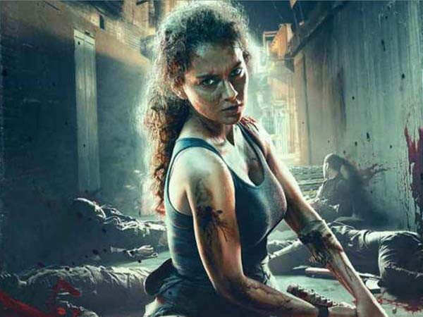 Kangana Ranaut reveals her protection is increased amid protests on the sets of Dhaakad