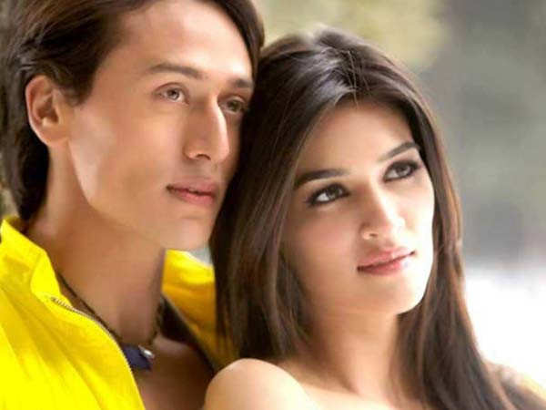 Kriti Sanon to star opposite Tiger Shroff in Ganpath