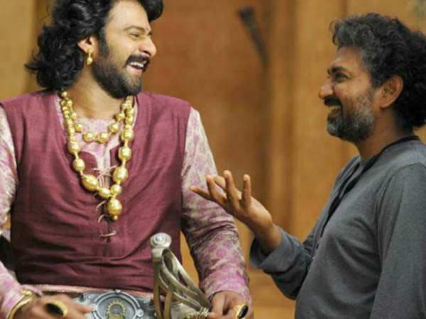 SS Rajamouli shares Prabhas turned down other offers during the shoot of Baahubali