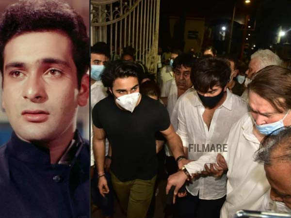 Kapoor family announces that no chautha will be held for Rajiv Kapoor due to the pandemic