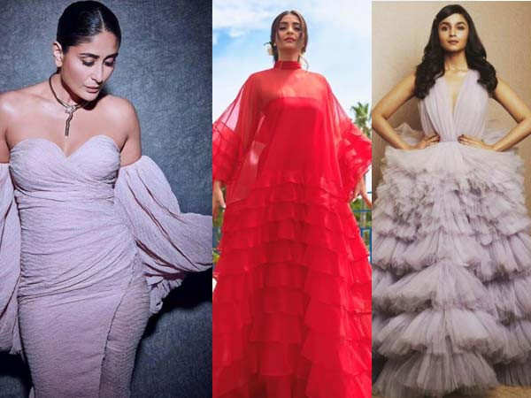 Ruffle Outfit Trend Inspired By Bollywood Beauties For This Valentine's Day