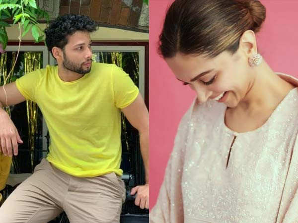 Siddhant Chaturvedi says he was nervous to share the screen with Deepika Padukone