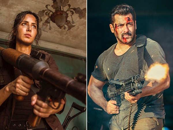 Salman Khan and Katrina Kaif to shoot for Tiger 3 in Istanbul?