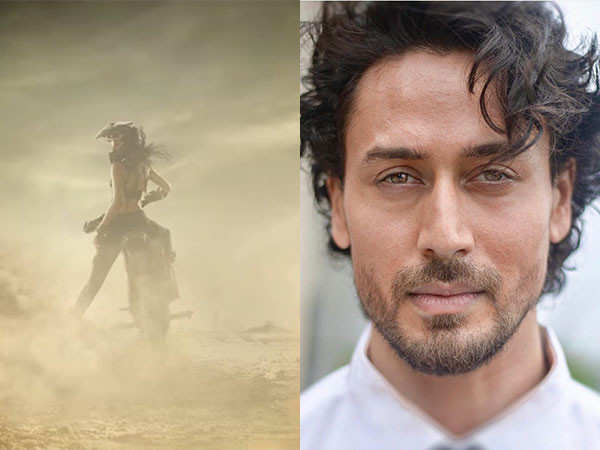 Tiger Shroff teases his fans as he gives a glimpse of his leading lady in Ganpath