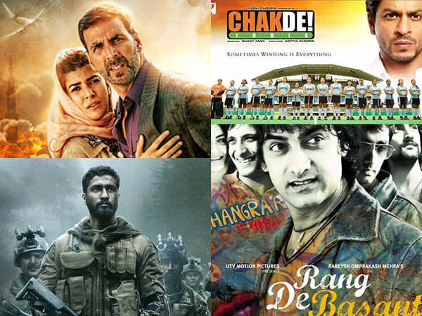 10 Bollywood films to watch this Republic Day