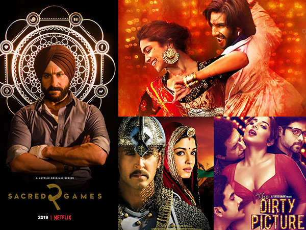12 Bollywood Films & Web Shows That Sparked a Controversy