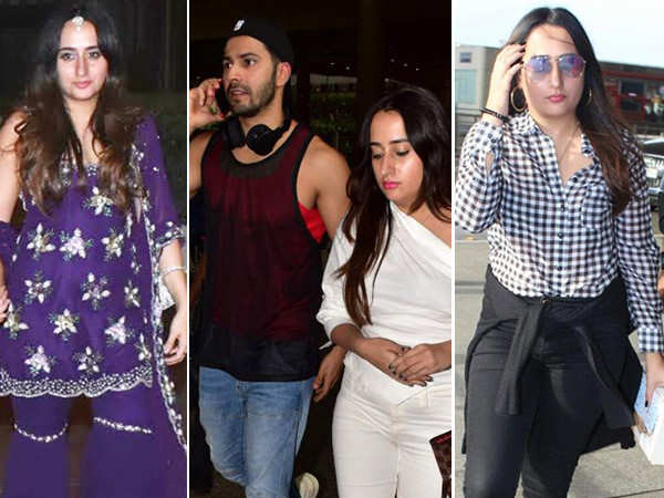 5 times Natasha Dalal made style statements with her outfits